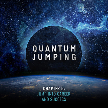 Part 1 – Chapter 5 – Quantum Jumping